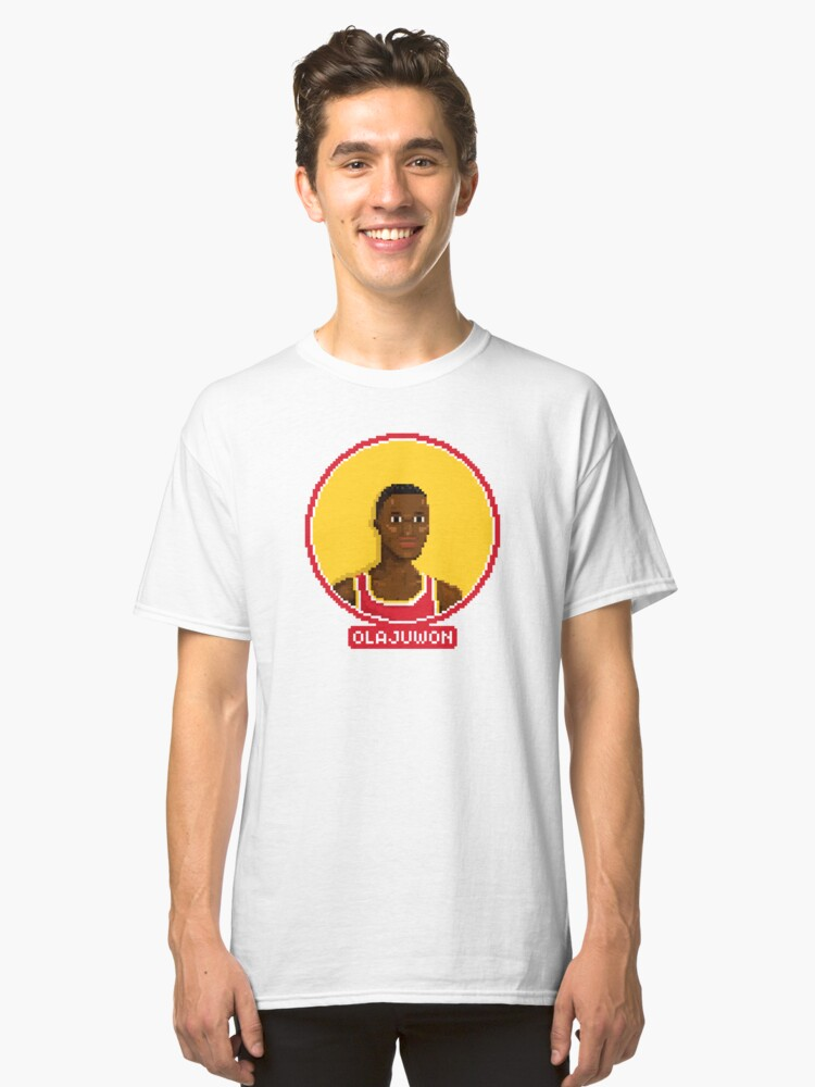 Hakeem Classic T-Shirt Front