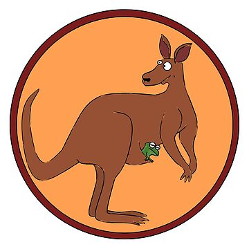 Kangaroo by Enji333