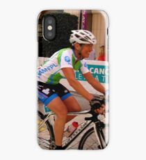 WIN THE  CHALLENGE iPhone Case/Skin