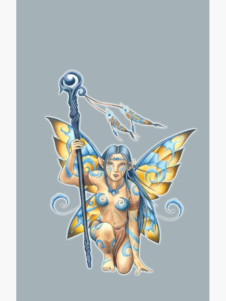 Mage Fae by SharpTattoos