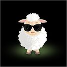 Cool Sheep by Adam Santana