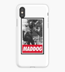 MAD DOG ADRIAN iPhone Case/Skin