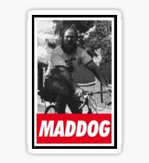 MAD DOG ADRIAN Sticker