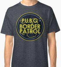 PUBG Border Patrol Classic T-Shirt