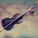 Violin Texturized by Ana  Eugénio