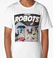 """Robots"" - EARTHGANG Long T-Shirt"