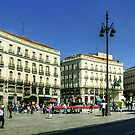 Puerta del Sol by Tom Gomez