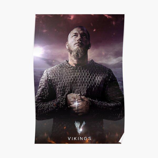 Ragnar Lothbrok Póster