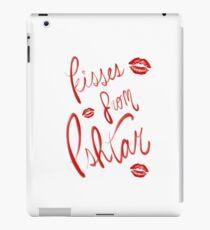 Kisses from Ishtar iPad Case/Skin