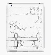 Pony, My Pony iPad Case/Skin