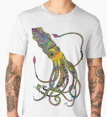 Electric Squid Men's Premium T-Shirt