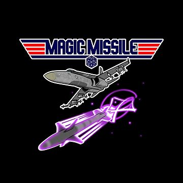 Magic Missile by CCCDesign