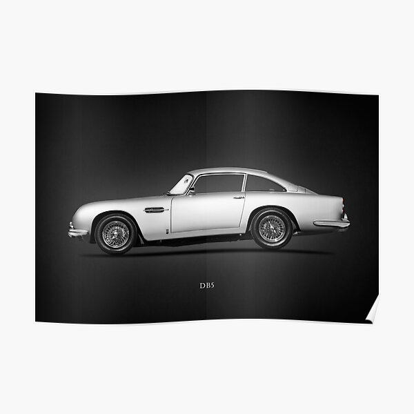 Le DB5 1964 Poster