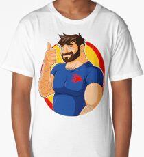 ADAM LIKES TO BEAR UP Long T-Shirt