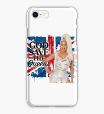 God Save The Queens iPhone Case/Skin