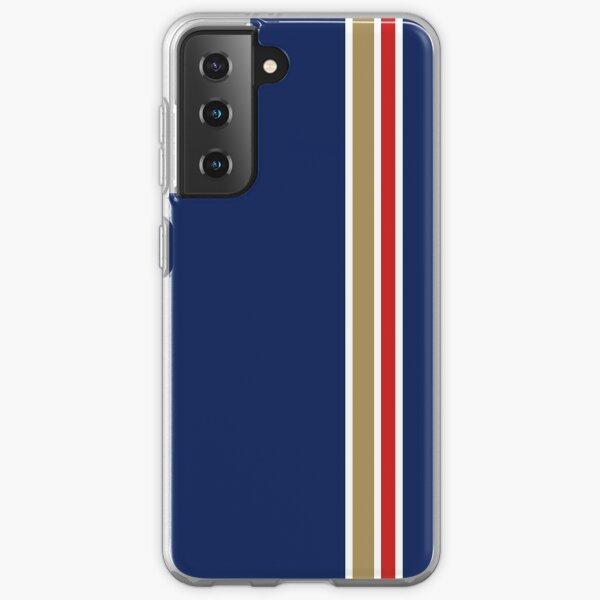 Rothmans Stripe Vertical Coque souple Samsung Galaxy