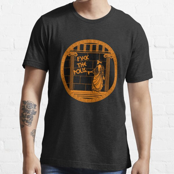 Fvck the polis Essential T-Shirt
