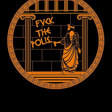 Fvck the polis by Lanfa