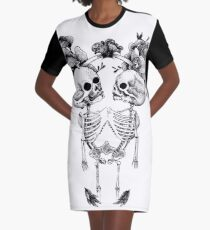 The Skeleton Twins Graphic T-Shirt Dress