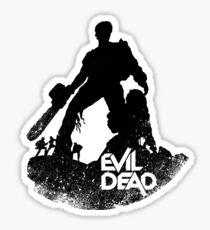 Bloody Ash (Evil Dead) Sticker
