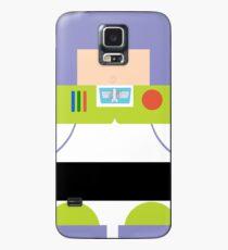 Buzz Lightyear Minimalist Case/Skin for Samsung Galaxy