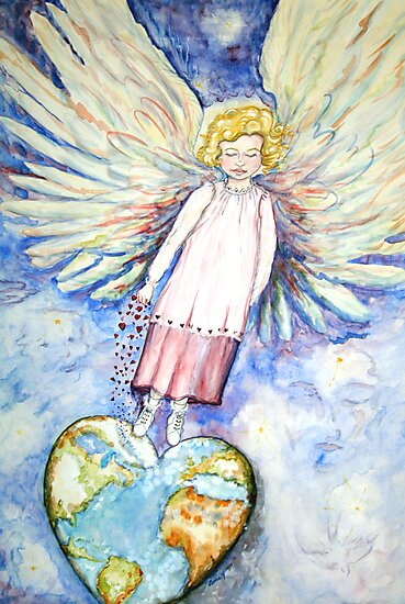 Love For the World by Lorna Gerard