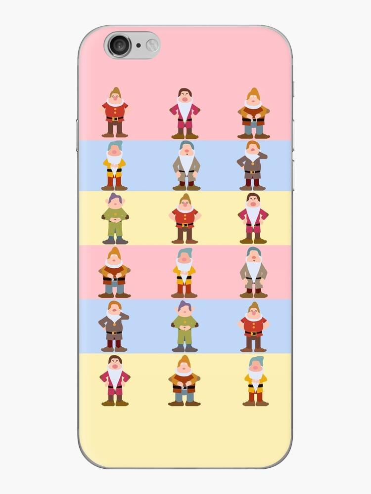 Seven Dwarfs by redastherose