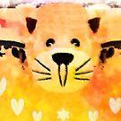 Teddy Love. by Forfarlass