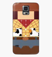 Woody Minimalist Case/Skin for Samsung Galaxy