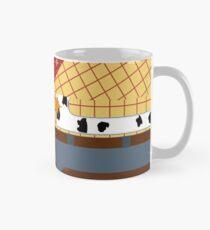Woody Minimalist Mug