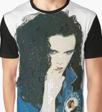 Pete Burns Lucky, Shiny Star Graphic T-Shirt
