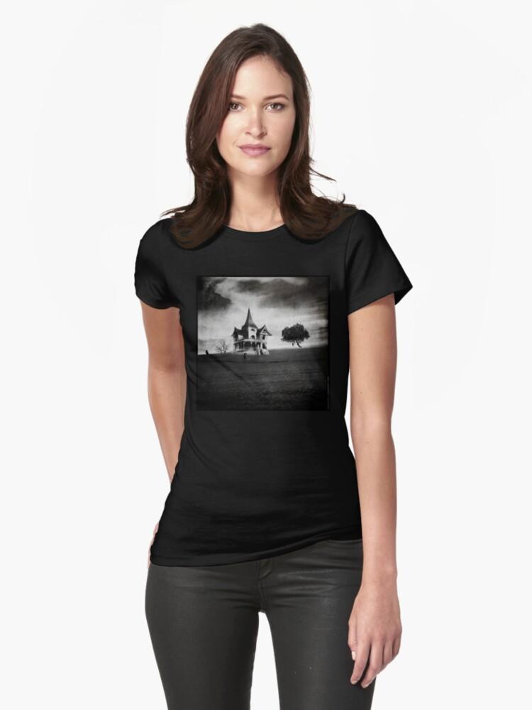 Camp Grim Shirt by Ash Sivils