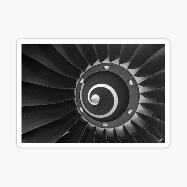 Fly Away1 (big print) by Avril Thomas - original work photography Sticker