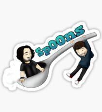 Sp00n Sticker