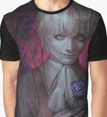the fragile flower Graphic T-Shirt