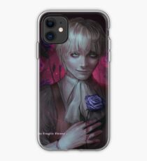 the fragile flower iPhone Case