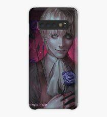 the fragile flower Case/Skin for Samsung Galaxy