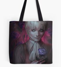 the fragile flower Tote Bag