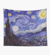 Vincent Van Gogh Sternennacht Wandbehang