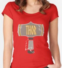 Thor Women's Fitted Scoop T-Shirt