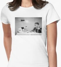 King Krule - Czech One Women's Fitted T-Shirt