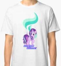 Starlight Glimmer with Cutie Mark and Name Classic T-Shirt