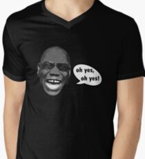 Oh yes, oh yes! Men's V-Neck T-Shirt