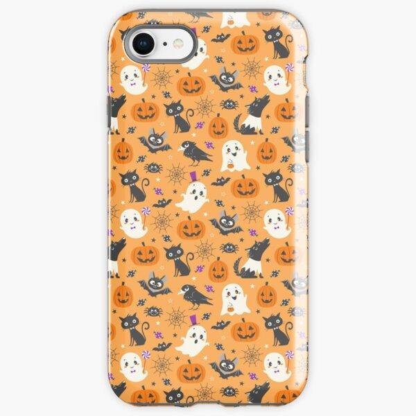 Halloween Cute Phone Case iPhone Tough Case