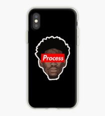 Process (Black) iPhone Case