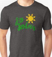 go solar T-Shirt