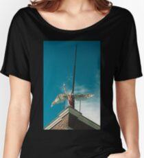 Speakeasy Angel Women's Relaxed Fit T-Shirt