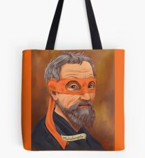 Michelangelo Tote Bag