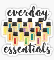 Everyday Essentials Sticker