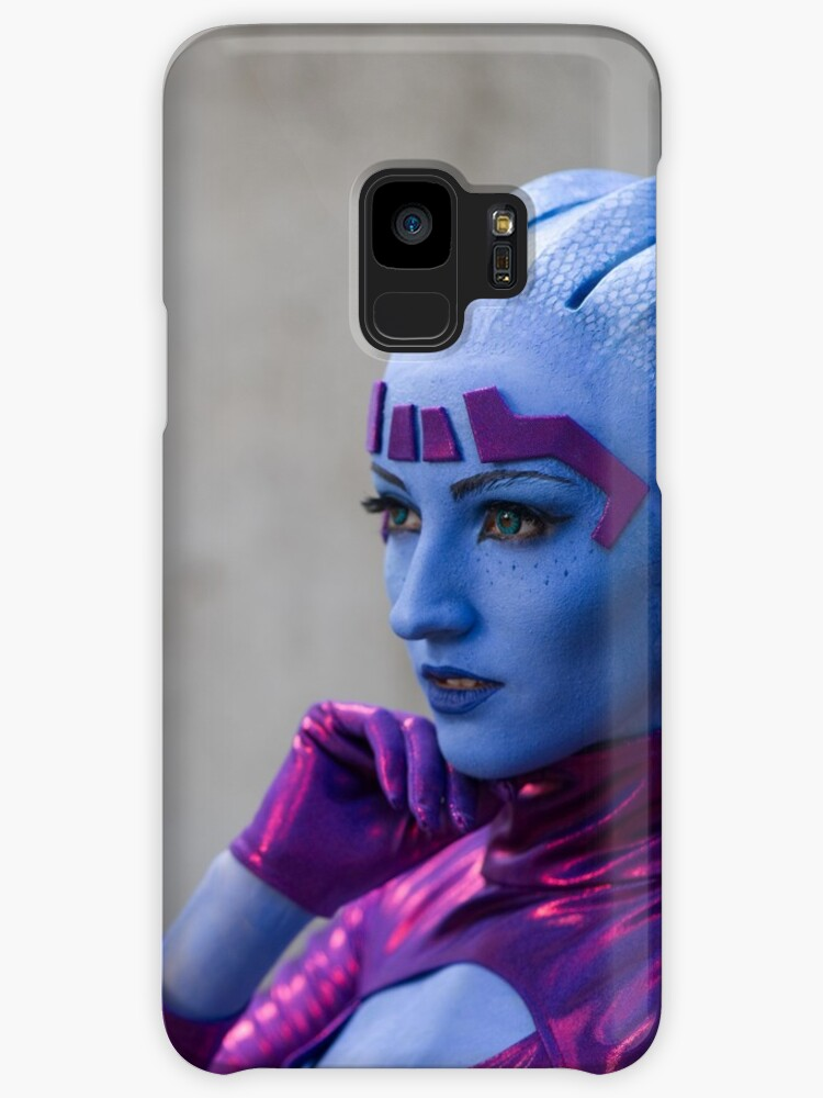 Asari Cosplay By Arizzel Cosplay Cases Skins For Samsung Galaxy